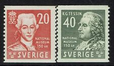Sweden - Sc# 330 - 331 - Mint Hinged (Hinge Rem) - Lot 032617