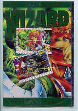Wizard Magazine Special Edition Issue Brand New Mint Bagged 1992 H2