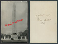 Photo Obelisk Thutmosis Ottomans Blue Mosque Istanbul Orient Istanbul 1915