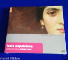 NEW SEALED Festa Napoletana (2010) CD No40 Naive Classical