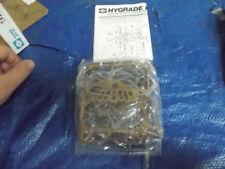 New 72-77 78 Dodge B200 Plymouth Trailduster Hygrade 928B Carburetor Repair Kit