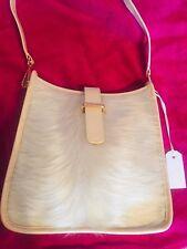 Gigi New York Calf Hair Purse Handbag