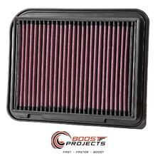 K&N Air Filter  2012-2016 MITSUBISHI LANCER VI / OUTLANDER 3.0L * 33-3015 *
