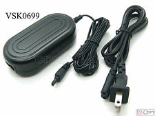 9.3V AC Adapter Supply For Panasonic HDC-TM600 HDC-TM700 HDC-TMT750 HDC-HS100E