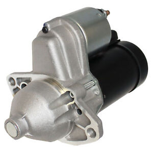 New Starter for Saturn Sc Sl Sw Series 1.9L 4Cyl. 1995-2002