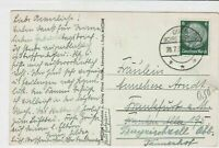 germany 1930s stamps card  ref 18902