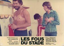 LES CHARLOTS LES FOUS DU STADE 1972 VINTAGE PHOTO ORIGINAL #4
