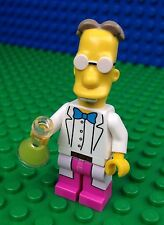 Lego 71009 The Simpsons Series 2 PROFESSOR FRINK Scientist Minifig Minifigure