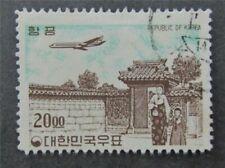 nystamps Korea Stamp # C29 Used $30 n20y936