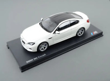 BMW M6 Coupe F13 1:18 scale Model Miniature Car White 80432218739  OEM