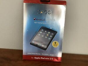 ZAGG InvisibleShield Glass Screen for Apple iPad Mini iPad Mini 2 / 3