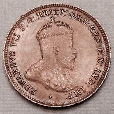 - 1910 Australia Edward VII One Shilling - Sale Priced