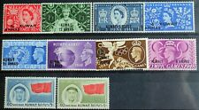 Kuwait – 3 Sets – 1948 to 1960 – All LM Mint – (Se1)