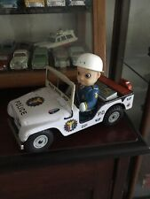 vintage toy police cars