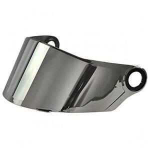 Visor Original Helmet Ls2 Cr1 ff385 ff358 ff322 ff396 Mirror Silver