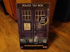 BBC's DOCTOR WHO-- THE ELEVEN DOCTORS FIGURE SET (NEW)