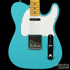 FENDER CUSTOM SHOP 67 LTD EDITION SMUGGLERS TELECASTER CLOSET CLASSIC TURQUOISE