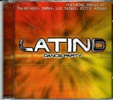 Latino Dance Party  Malkriados,Mamba,Los Tainos y Otros Mas BRAND  NEW SEALED CD