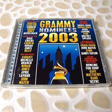 Grammy Nominees 2003 JAPAN CD Mint Norah Jones, Nickelback, EMINEM... #109-3