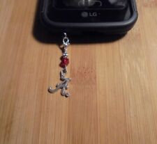 Alabama Fans Cell Phone Clip Charm~Dust Plug Cover~Free Ship