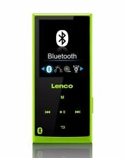 Bluetooth MP3 / MP4 Player | Lenco Xemio-760 BT verde | 8 GB | MP3/MP4 | BT