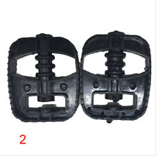 1 Pair Black Replacement Pedal For Baby Child Bicycle Trike Tricycle Bike Pedals