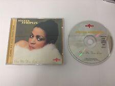 Give Me Your Love Sylvia Striplin CD - MINT
