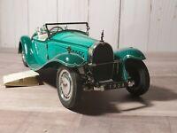 Franklin Mint 1929 Bugatti Royale Type 41 1:24 Scale Diecast Parts Model Car