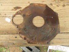 1957 Metropolitan Nash 1500 Back Of Engine Cover Plate
