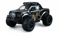 RC Monstertruck Warrior Monster Truck 1:10 RTR schwarz/gold mit Akku