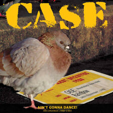CASE 'Ain't Gonna Dance 1980-1985 NEW LP **REISSUE** Ska Punk