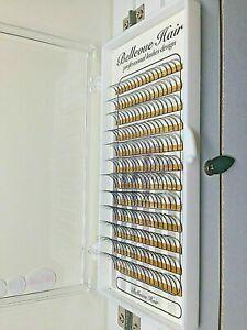 Premium 6D MINK Lashes I 6D NERZ Volumenwimpern I D – Curl I 0,05 mm I 6 - 15 mm