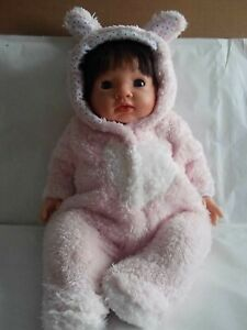 Tiny Treasures Soft Body Baby Doll With Spare Outfit
