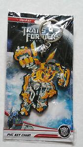 Transformers DOTM Bumblebee figure Key ring chain Hasbro 2011 autobot robot