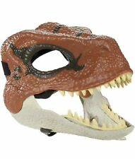 Jurassic World Velociraptor Mask Legacy Collection Moveable Jaw Dinosaur New