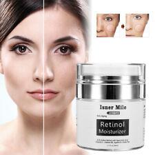 50ml Retinol Moisturizer Cream for Face 2.5% Retinol Anti Aging Wrinkle Firming