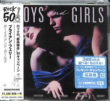BRYAN FERRY-BOYS AND GIRLS-JAPAN CD Ltd/Ed C62