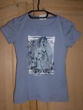 Topolino Mädchen T-shirt,  Größe 128 mit Pferdemotiv