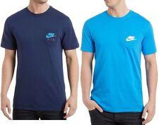Nike Kurzarm Herren-T-Shirts mit Rundhals-Ausschnitt