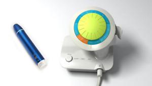 Scaling Perio Dental LED FIber Optic Ultrasonic Scaler For EMS Handpiece+6 Tips