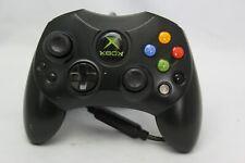 Controlador Xbox Original Negro Game Pad S Genuino Oficial Raro