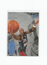 1996-97 UD3 AERIAL ARTISTS CLYDE DREXLER #59 HOUSTON ROCKETS NM-MINT!!!