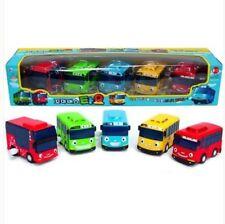 Little Bus TAYO Toy 5 pcs Tayo  Rogi  Gani  Rani  Citu Bus Animation