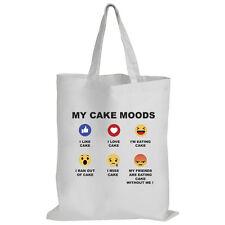 Gli stati d'animo-per torta torta Da Forno/Cucina/Cupcake Cottura/DIVERTENTE IDEA REGALO-Tote Bag