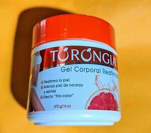 TORONGIA ® SLIMMING GEL Firming gel Cellulitis † JUMBO 475g