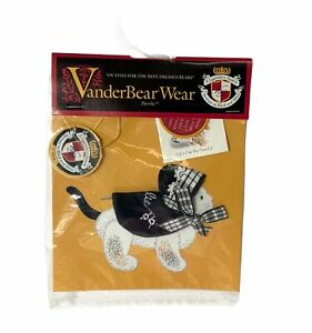 """Muffy Collection: Vanderbear Wear, """"Purrlie"""" Outfit A Legendary Family, NEW"""