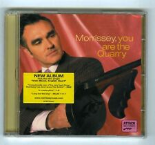 CD (NEW) MORRRISSEY YOU ARE QUARRY (2004)