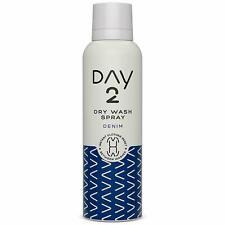 Day2 Dry Wash Clothes Spray - DENIM 200 ml - travel, work