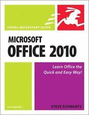 Microsoft Office 2010 for Windows: Visual QuickStart (Visual QuickStar-ExLibrary