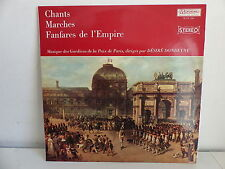 Chants marches Fanfares de l Empire Gardiens de la paix de Paris DESIRE DONDEYNE